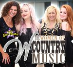 The Women of Country Music - Branson, Missouri 2020 / 2021 Information, discount show tickets, schedule, and map
