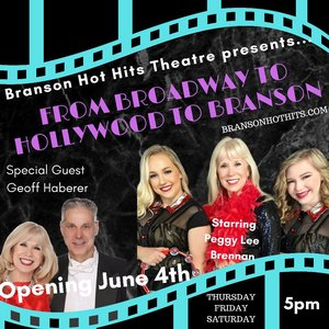 Broadway to Hollywood information, schedule, and show tickets for 2020 & 2021 in Branson, MO.
