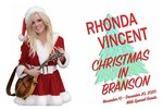 Rhonda Vincent - Christmas in Branson - Branson, Missouri 2020 / 2021 Information, discount show tickets, schedule, and map