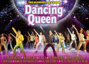 Dancing Queen information, schedule, and show tickets for 2021 & 2022 in Branson, MO.