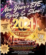 Hughes Brothers New Year's Eve Party - Branson, Missouri 2021 / 2022 Information, discount show tickets, schedule, and map