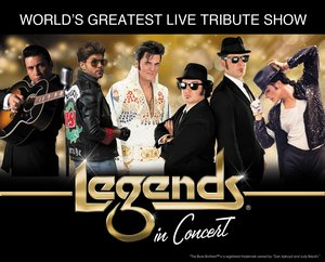 Legends in Concert Tickets