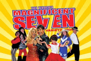 Magnificent Seven Variety Show information, schedule, and show tickets for 2019 & 2020 in Branson, MO.