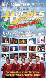 Hughes Brothers Christmas Show - Branson, Missouri 2021 / 2022 Information, discount show tickets, schedule, and map
