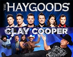 Clay Cooper & the Haygood's New Years Eve - Branson, Missouri 2020 / 2021 Information, discount show tickets, schedule, and map