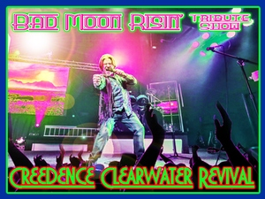 Creedence Clearwater Revival Tribute Show information, schedule, and show tickets for 2018 & 2019 in Branson, MO.